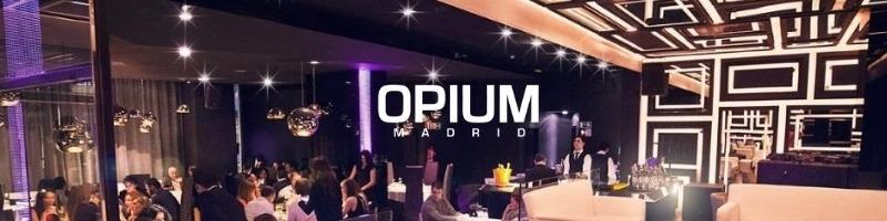 Opium Madrid Opium Madrid Calle de José Abascal, 56, 28003 Madrid, España
