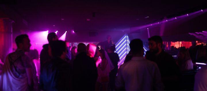 Clubhaus Clubhaus Av. del Marquès de l'Argentera, 13, 08003 Barcelona, Spain