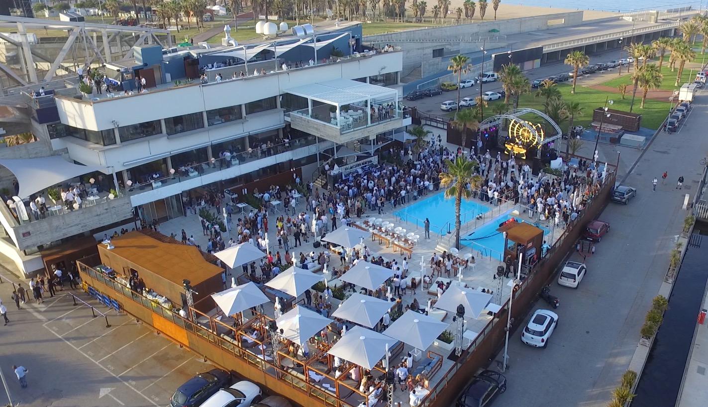 GO BEACH CLUB GO BEACH CLUB Carrer de la Pau, 12, 08930 Sant Adrià de Besòs, Barcelona, España