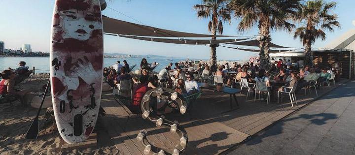Salt Beach Club Salt Beach Club Plaça de la Rosa dels Vents, 1, Barcelona, Barcelona, España