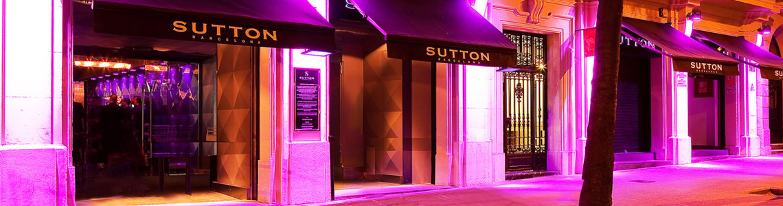 Sutton The Club Sutton The Club Carrer de Tuset, 13, 08006 Barcelona, España