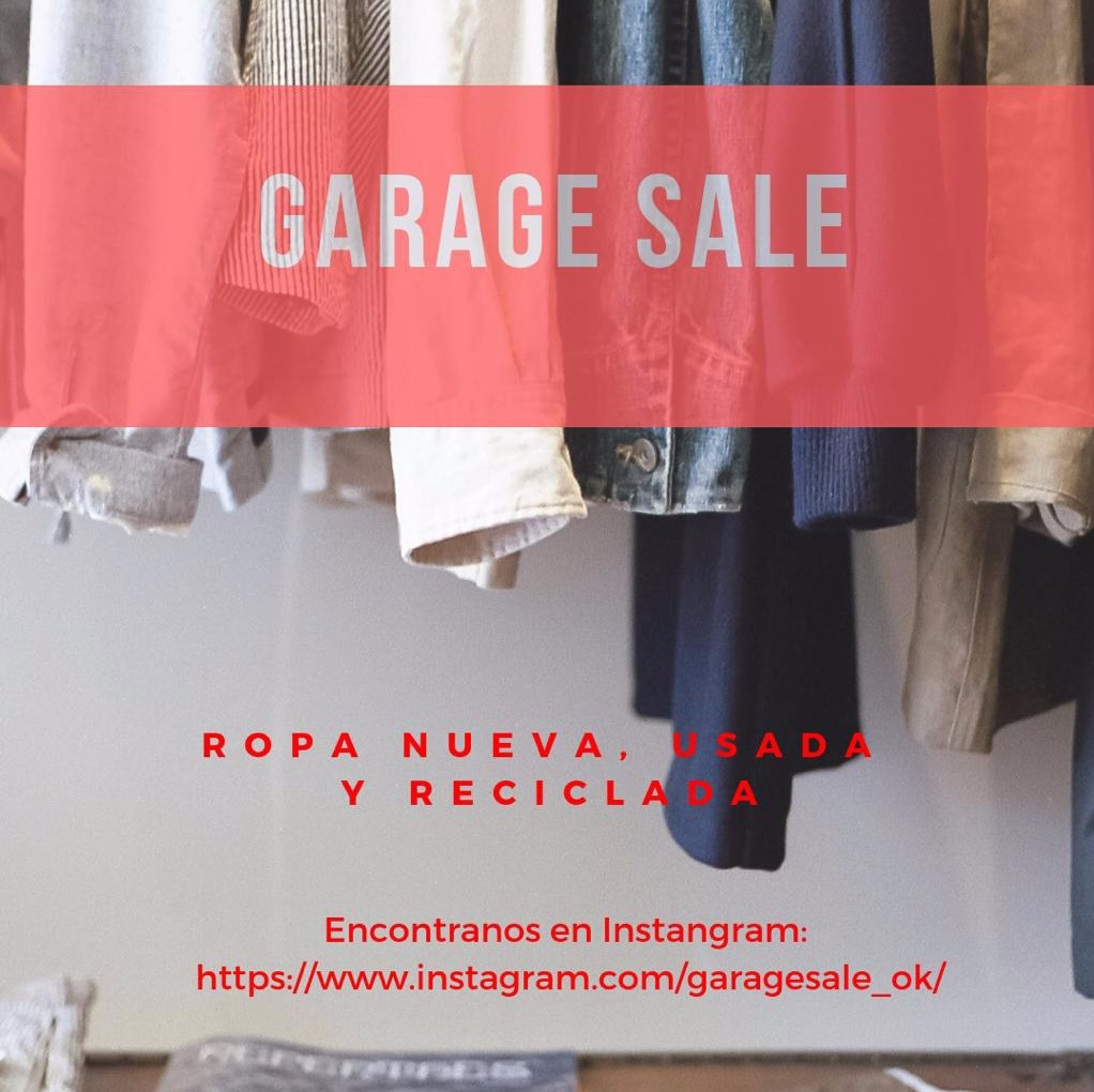 GARAGESALE OK  Tienda de Ropa Córoba Capital - Club Bpremium.com.ar