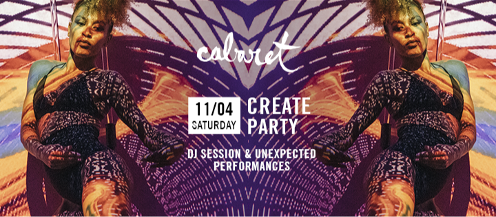CREATE PARTY THE BARCELONA EDITION