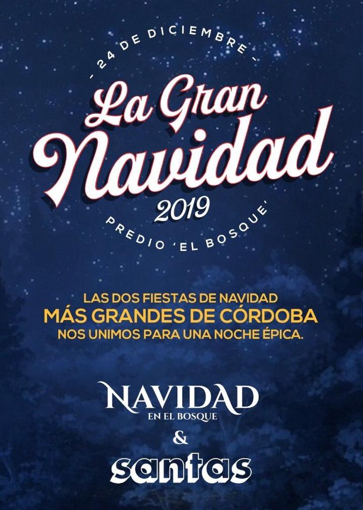 LA GRAN NAVIDAD @ PREDIO EL BOSQUE - Club Bpremium.com.ar