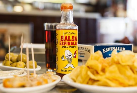 Vermouths Espinaler - Restaurant Go Beach Club Barcelona Restaurant