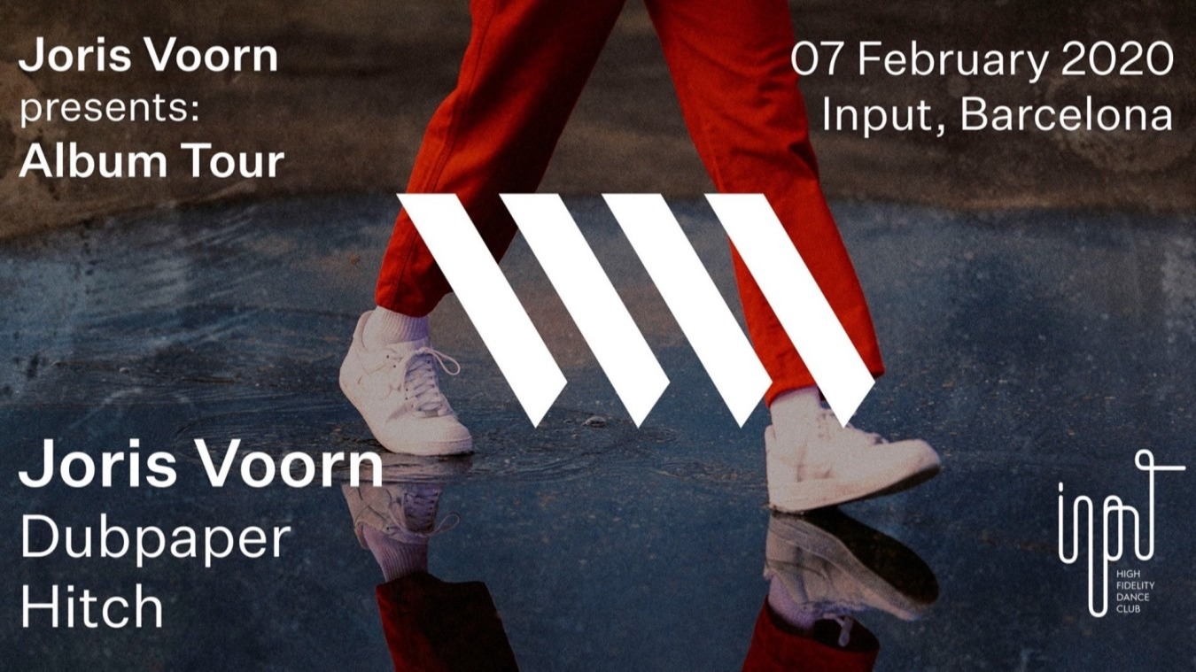 Input presents Joris Voorn \\\\ Album Tour - Club INPUT
