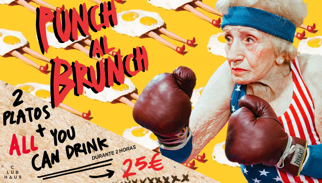 Punch al Brunch - Club Clubhaus