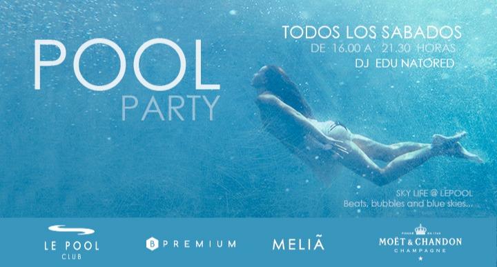 Sky Life @ Le Pool - Club Le Pool Club - Melia Sky