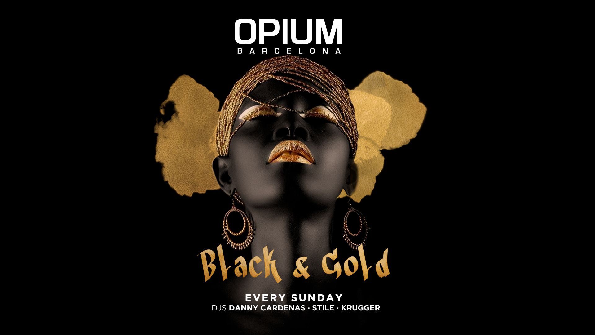 DOMINGO: TURN UP  - Club Opium Barcelona