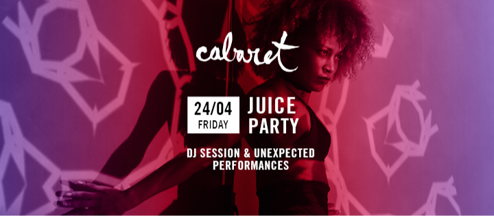 JUICE PARTY THE BARCELONA EDITION
