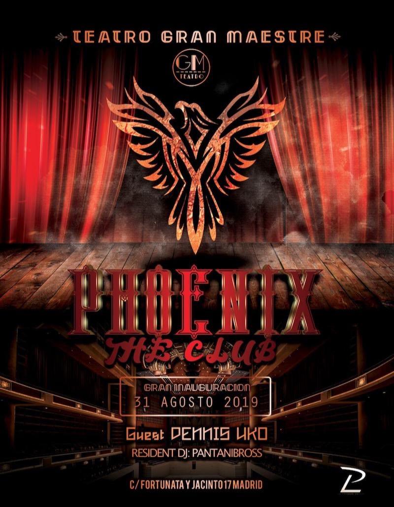 Phoenix - Club Teatro Gran Maestre