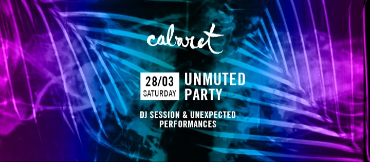UNMUTED PARTY THE BARCELONA EDITION