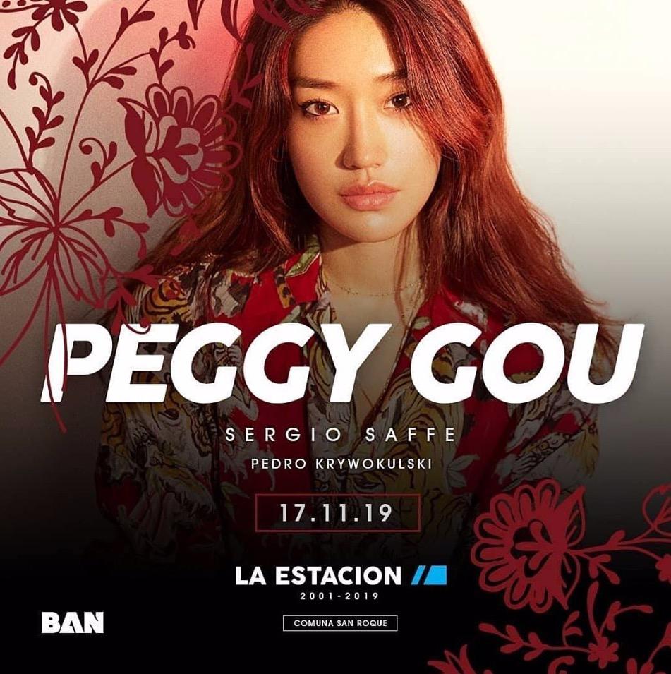 PEGGY GOU @ LA ESTACION - Club LA ESTACION INDOOR