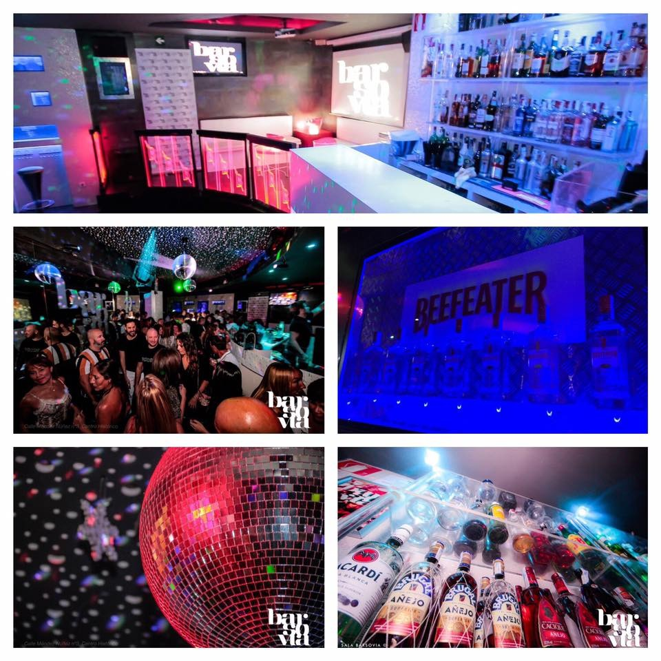 Viernes  - Club Discoteca Barsovia