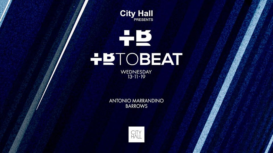 City Hall pres. ToBeat Showcase - Club Cityhall
