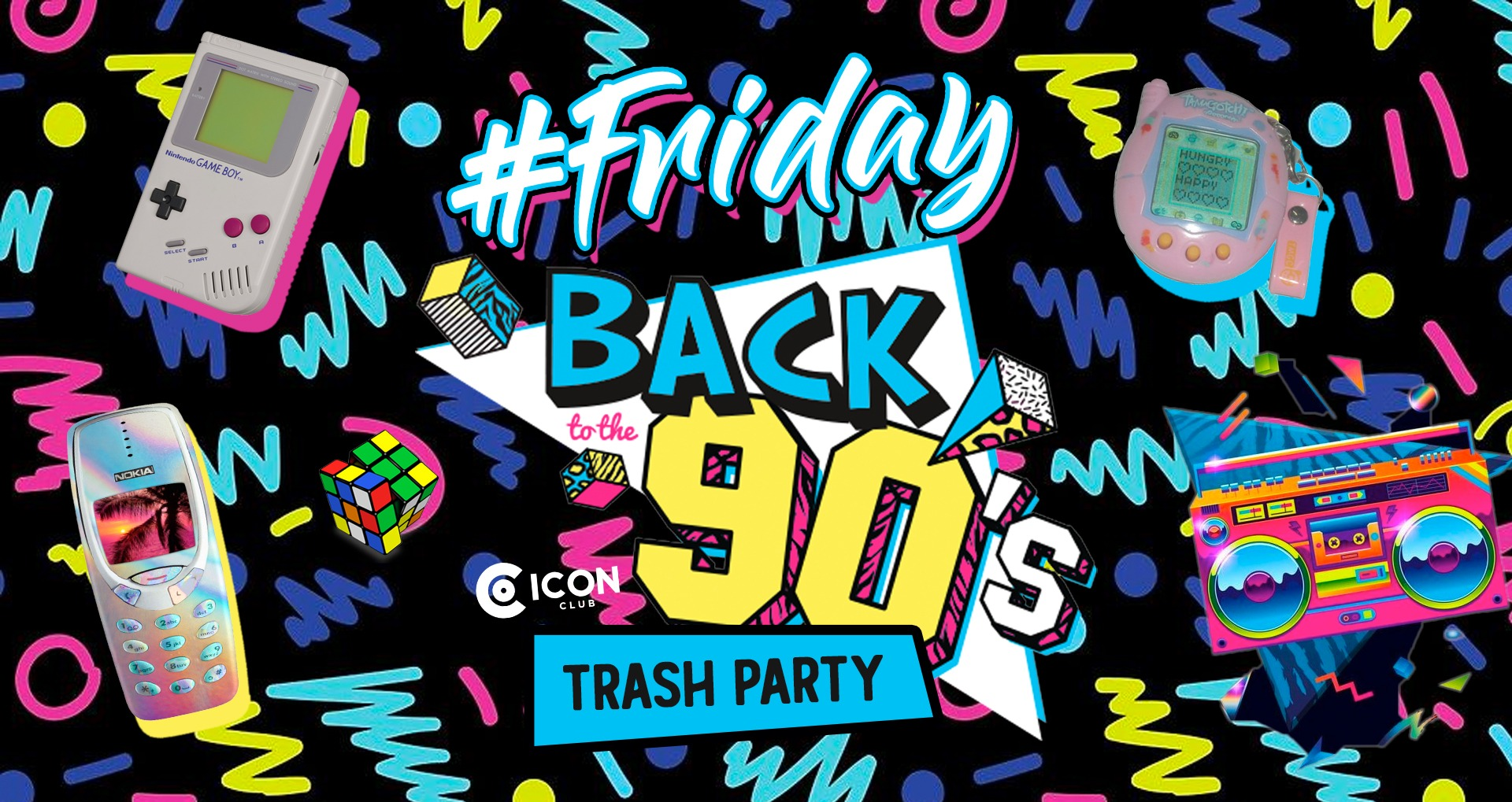 #Friday at Icon - Club Icon