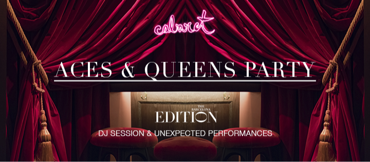 ACES & QUEENS PARTY THE BARCELONA EDITION