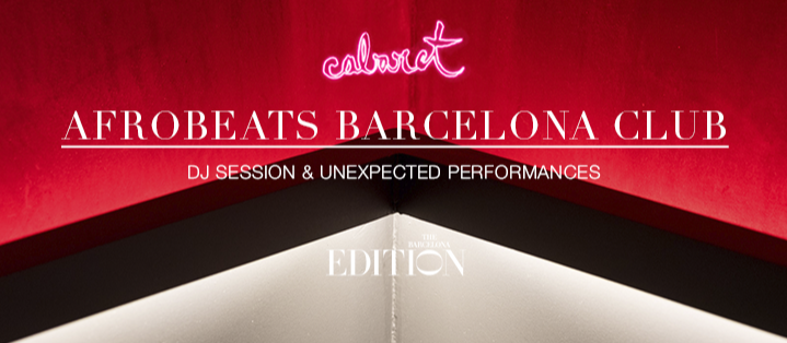 AFROBEATS BARCELONA CLUB PARTY - Club The Barcelona EDITION