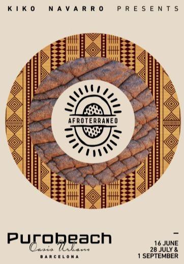 Afroterraneo experience - Club Purobeach