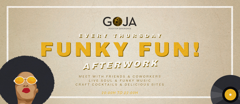 Funky Fun! Afterwork - Club Renaissance Barcelona Hotel