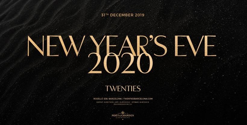 NEW YEAR'S EVE - Club Twenties Barcelona