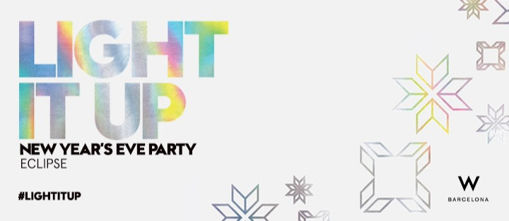 LIGHT IT UP | Fiesta de Fin de Año - Club Eclipse