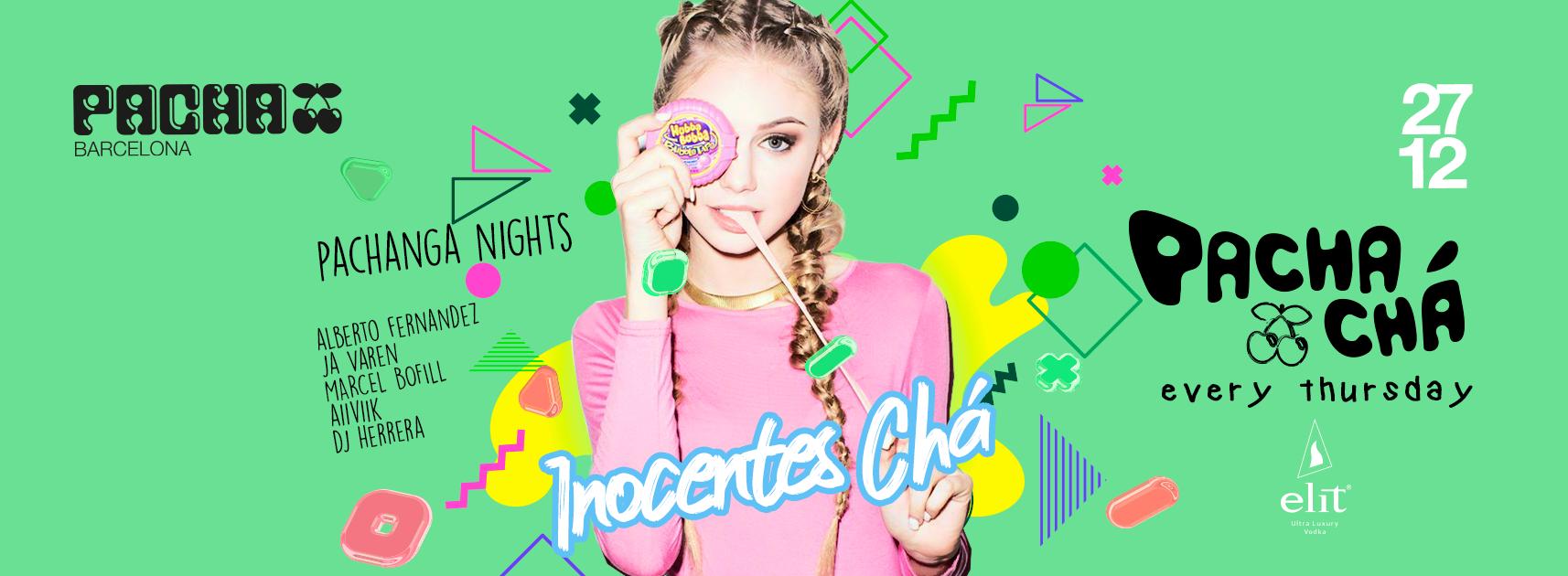 84bb0131a45c Pacha Barcelona Pacha-chÁ - Every Thursday Guestlist, tickets and ...
