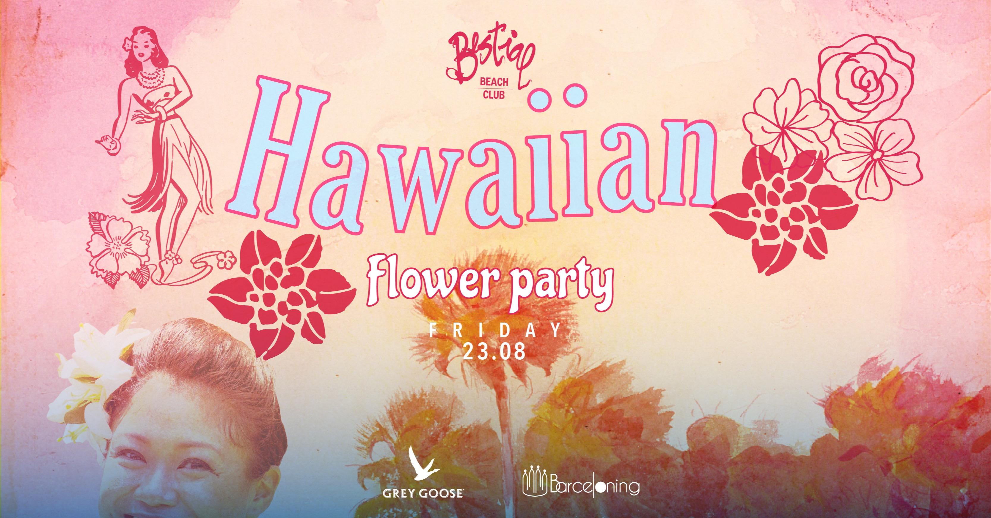 Aloha Hawaii - Club BESTIAL BEACH CLUB
