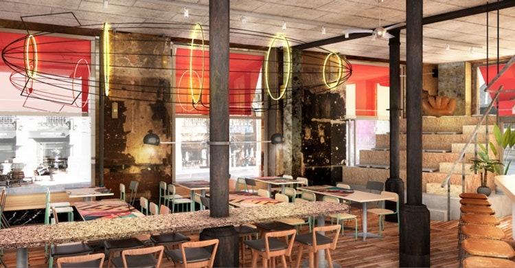 Menus de grupo - Restaurant Restaurante ClubHaus