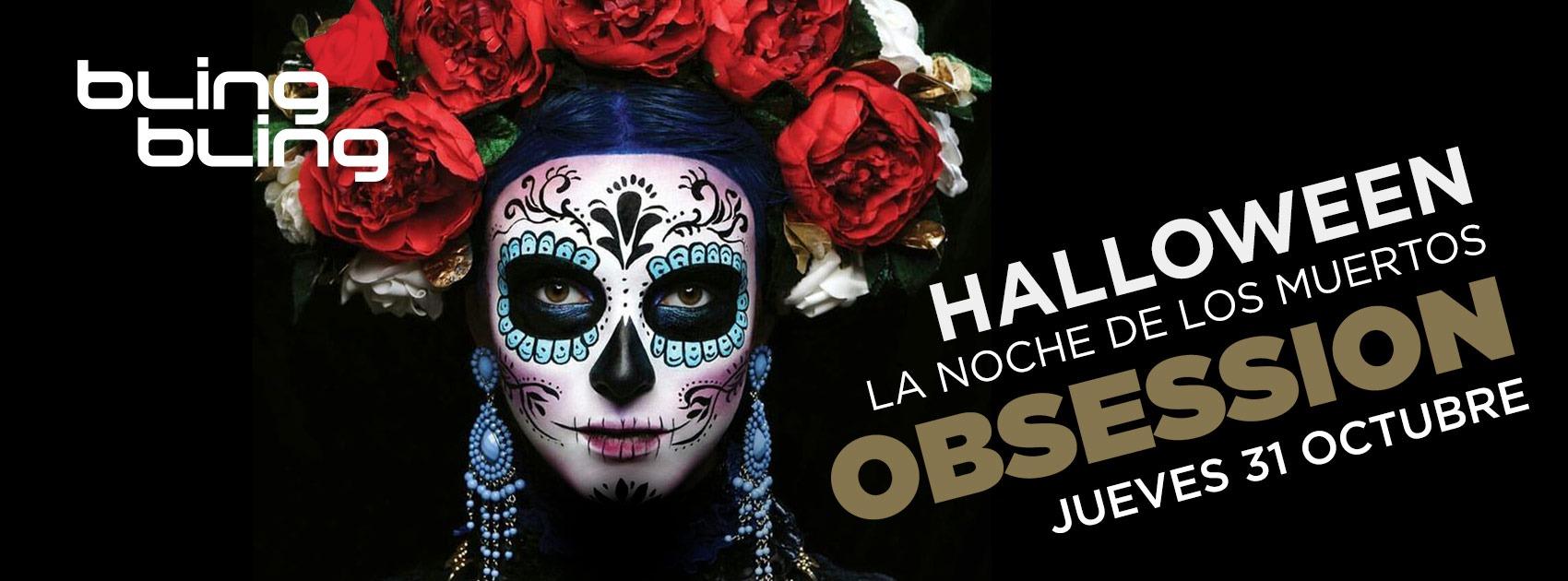 OBSESSION - LA NOCHE DE LOS MUERTOS - Club Bling Bling