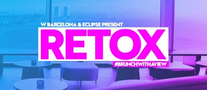 RETOX | #BRUNCHWITHAVIEW - Club Eclipse