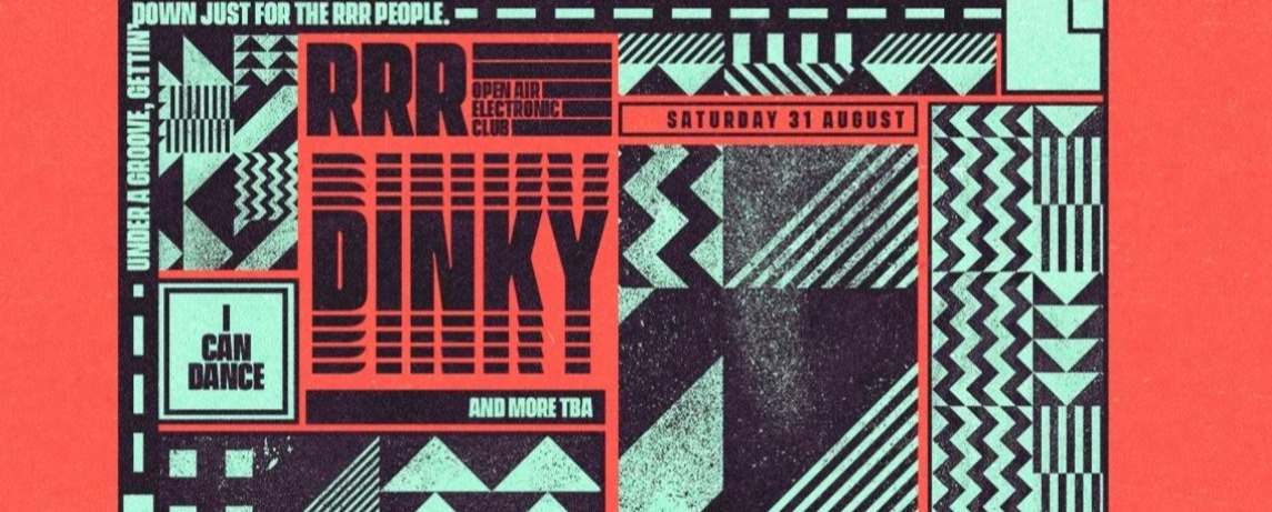 RRR Saturday Night w/ Dinky - Club La Terrrazza