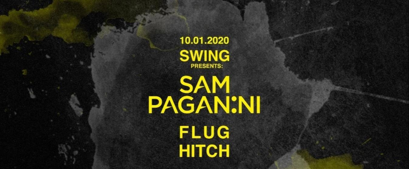 SWING pres. Sam Paganini - Club INPUT