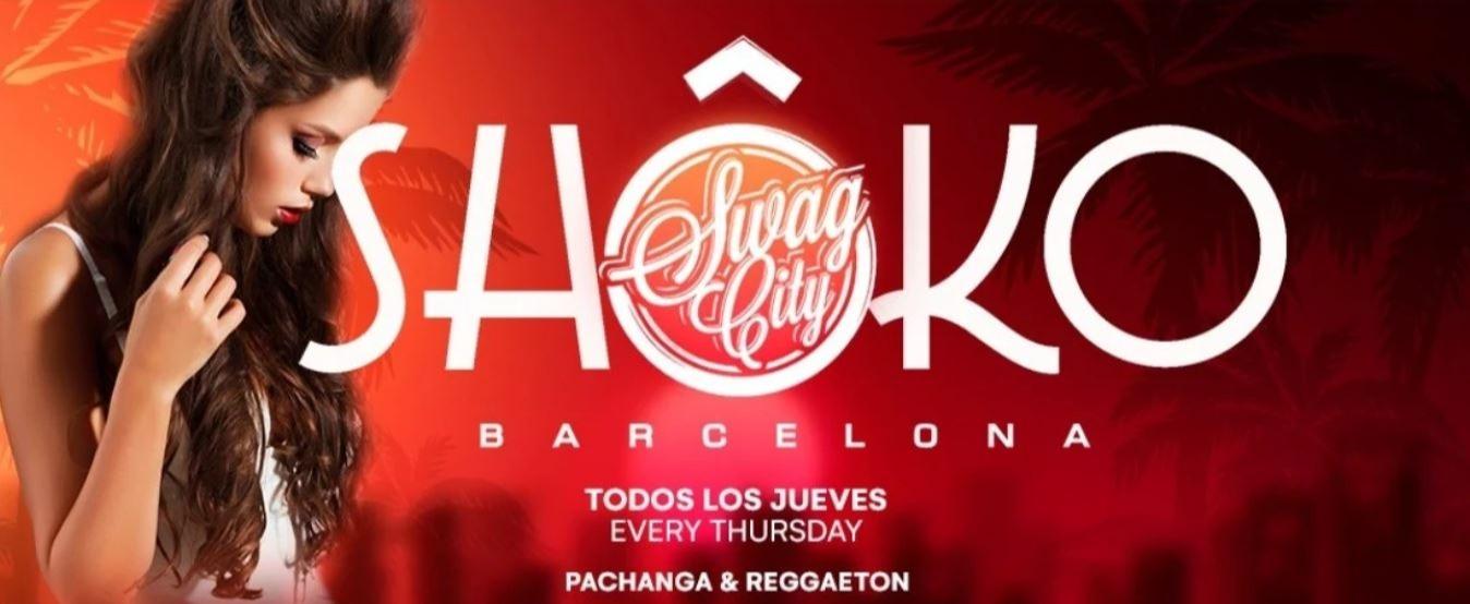 SWAG CITY SHOKO BARCELONA