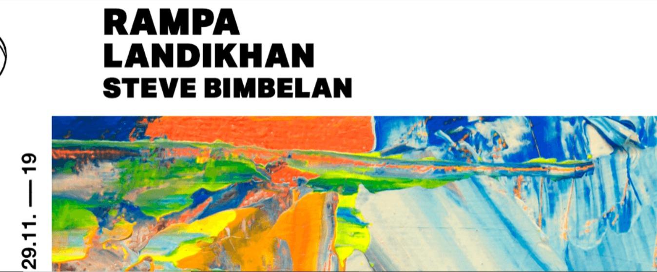 SIGHT pres. Rampa, Landikhan and Steve Bimbelan - Club Pacha Barcelona
