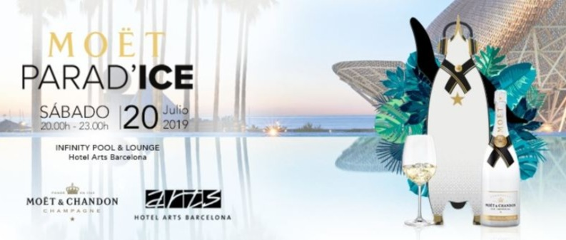 MOET PARAD´ICE  - Club Hotel Arts