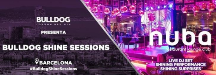 Bulldog Shine Sessions - Club Nuba Lounge