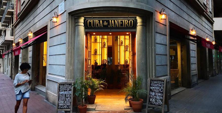 CUBA DE JANEIRO SPECIAL MENU - Restaurant CUBA DE JANEIRO