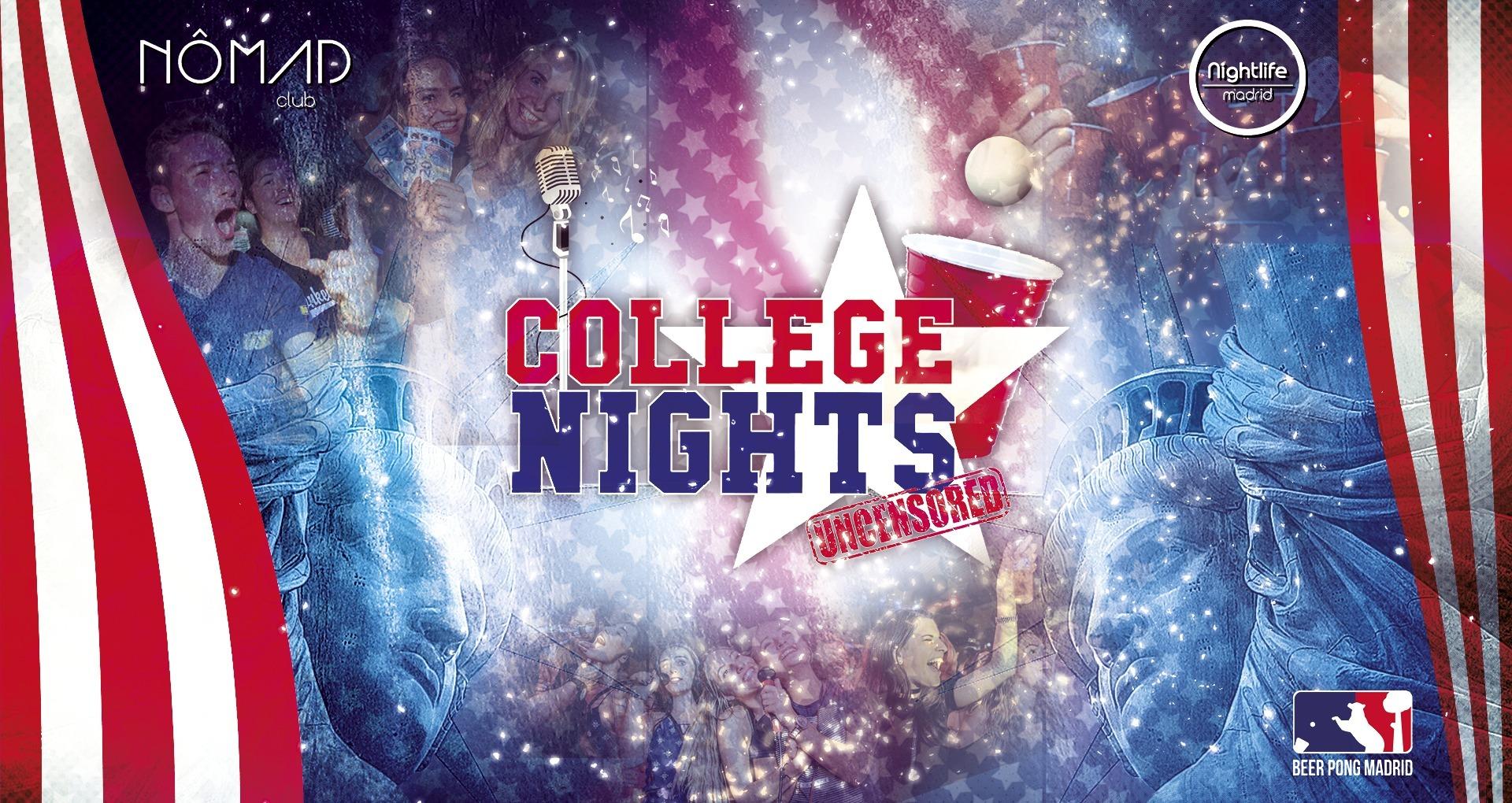 College Nights - Karaoke, Beer Pong & Open Bar - Club College Nights