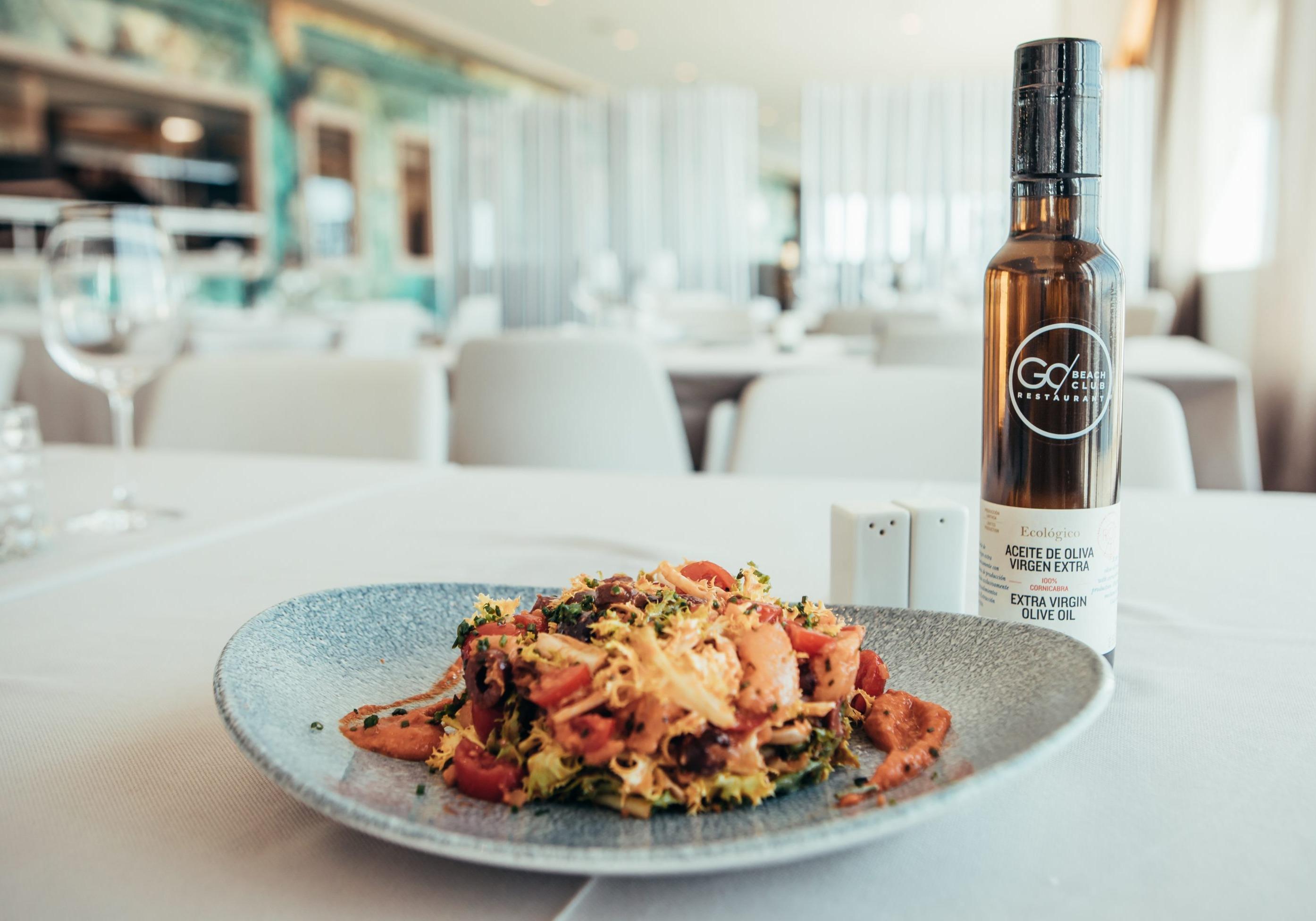 A LA CARTA @ GO RESTAURANT - Restaurant Go Beach Club Barcelona Restaurant