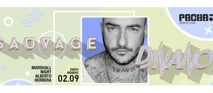 SAUVAGE | Closing Party w/ Dj Nano - Club Pacha Barcelona