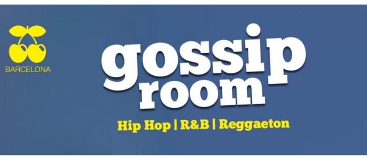 GOSSIP ROOM - Every Sunday - Club Pacha Barcelona