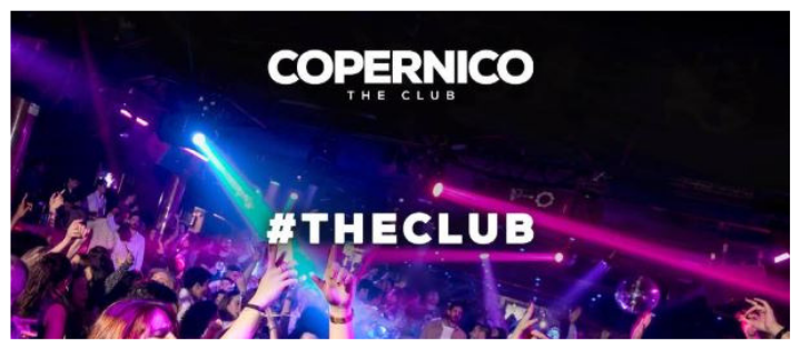 Copernico Saturday - Club Copérnico