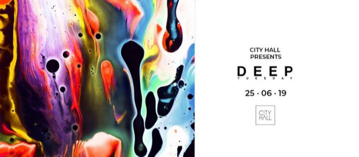 Deeptuesday - Club Cityhall