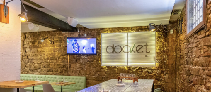 DOCKET - MENUS - Restaurant Docket Barcelona