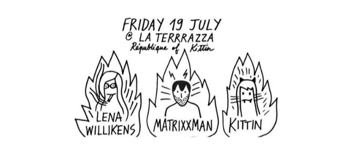 République of Kittin | Off Week July 2019 Night Party - Club La Terrrazza