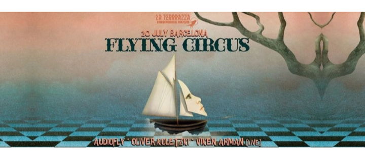 Flying Circus | Off Week July 2019 Night Party - Club La Terrrazza