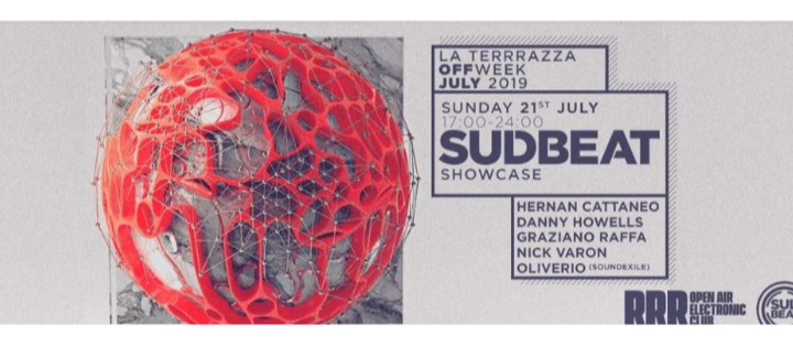 Sudbeat Showcase Day Party | La Terrrazza Off Week July 2019 - Club La Terrrazza