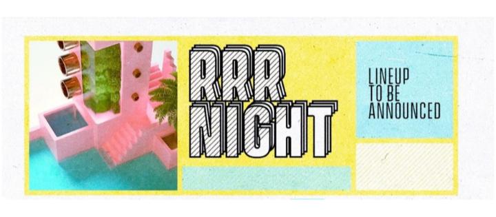 RRR Friday Night | 2019 Season - Club La Terrrazza