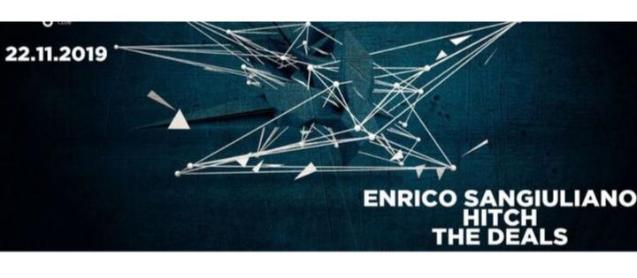 Input presents Enrico Sangiuliano - Club INPUT